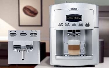 Ekspres do kawy automatyczny Krups Espresseria Automatic XP 9000
