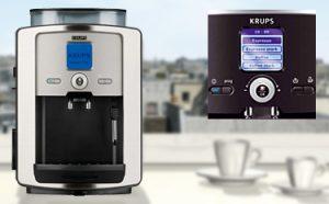 Ekspres do kawy automatyczny KRUPS seria XP 7200