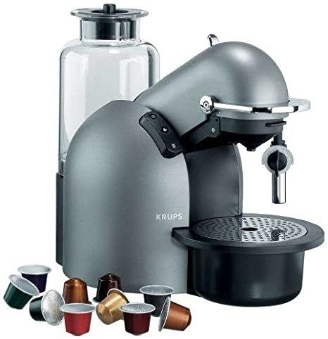 Krups Nespresso Futuro Auto-Cappuccino