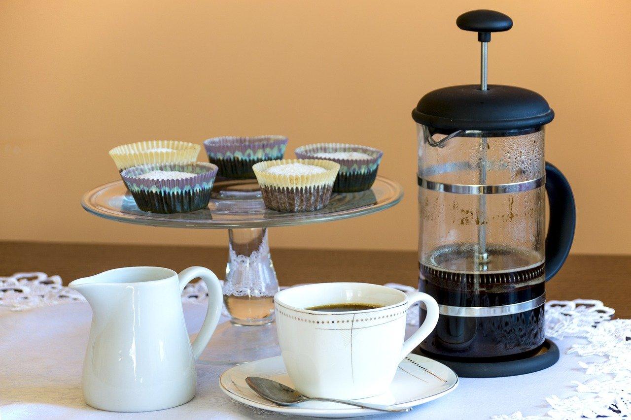 Odpowiednie składniki kawy